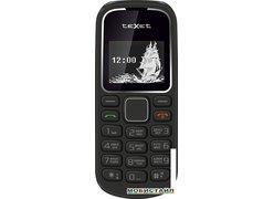 Мобильный телефон TeXet TM-121 (черный)