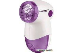 Машинка для удаления катышков Lumme LU-3502 (фиолетовый чароит)
