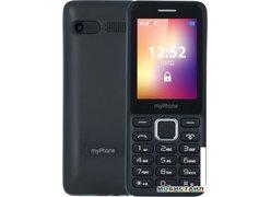 Мобильный телефон MyPhone 6310 (черный)