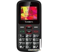 Мобильный телефон TeXet TM-B217 (черный-красный)