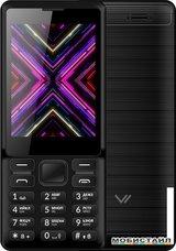 Мобильный телефон Vertex D528 (черный)