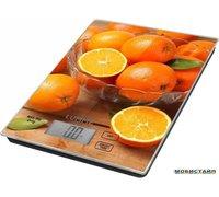 Кухонные весы Lumme LU-1342 (апельсиновый фреш)