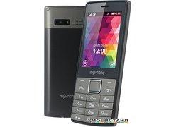 Мобильный телефон MyPhone 7300 (черный)