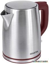 Электрочайник Marta MT-1092 (красный гранат)