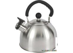 Чайник со свистком Lumme LU-268 (черный жемчуг)
