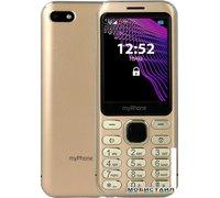 Мобильный телефон MyPhone Maestro (золотистый)