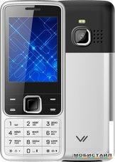 Мобильный телефон Vertex D546 (серебристый)