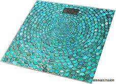 Напольные весы Lumme LU-1329 (голубая бирюза)