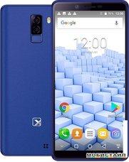 Смартфон TeXet TM-5571 (синий)