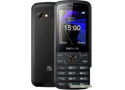 Мобильный телефон TeXet TM-D229 (черный)