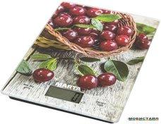 Кухонные весы Marta MT-1634 (садовая вишня)