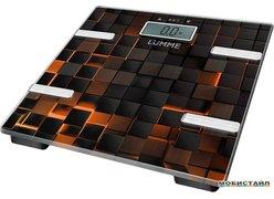 Напольные весы Lumme LU-1331 (черный)