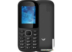 Мобильный телефон Vertex M120 (черный)