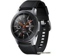 Умные часы Samsung Galaxy Watch 46мм (серебристая сталь)