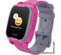 Умные часы Elari KidPhone 2 Lite (розовый)