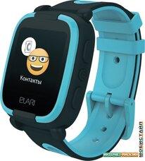Умные часы Elari KidPhone 2 Lite (черный)