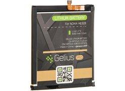 Аккумулятор для телефона Gelius (совместим с Nokia HE328)