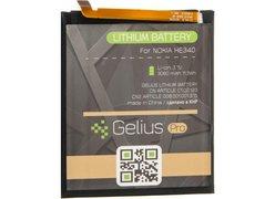 Аккумулятор для телефона Gelius (совместим Nokia HE340)
