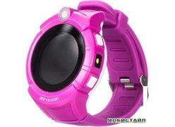 Умные часы JET Kid Sport (розовый)