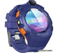 Умные часы JET Kid Gear (синий)