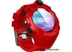 Умные часы JET Kid Gear (красный)