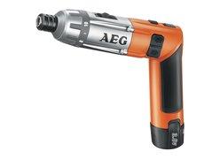 Электроотвертка AEG SE 3.6 Li-152C [4935413165]