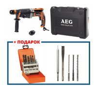 Перфоратор AEG KH 28 Super XEK KIT4 4935464151
