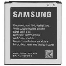 Аккумулятор для телефона Samsung G355 Galaxy Core 2 (EB-BG355BBE) original