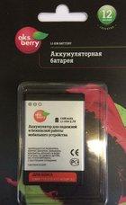 Аккумулятор для телефона Nokia BP-3L 1100 mAh Aksberry