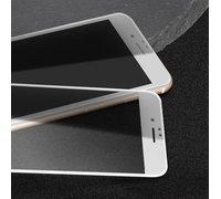 3D Защитное стекло для телефона iPhone 7 Белый обод