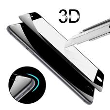 3D Защитное стекло для телефона iPhone 6 / 6s чёрный обод