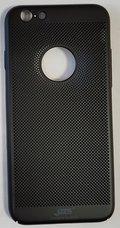 Бампер JZZS Breathable для APPLE iPhone 6/6S Чёрный