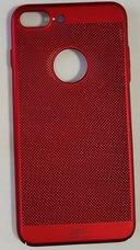 Бампер JZZS Breathable для APPLE iPhone 7 Plus Красный