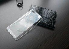 Силиконовый чехол-накладка для телефона Xiaomi Mi5 прозрачный