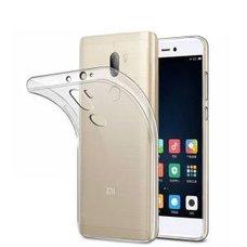 Силиконовый чехол-накладка для Xiaomi Mi5s Plus прозрачный