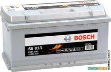 Автомобильный аккумулятор Bosch S5 013 (600402083) 100 А/ч