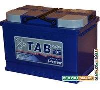 Автомобильный аккумулятор TAB Polar Blue (75 А·ч) (121075)