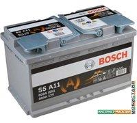 Автомобильный аккумулятор Bosch S5 A11 (580901080) 80 А/ч