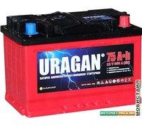 Автомобильный аккумулятор Uragan R (75 А·ч)