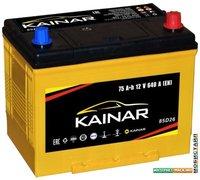 Автомобильный аккумулятор Kainar Asia 75 JR (75 А·ч)