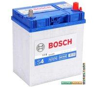 Автомобильный аккумулятор Bosch S4 018 (540126033) 40 А/ч JIS