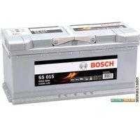Автомобильный аккумулятор Bosch S5 015 (610402092) 110 А/ч