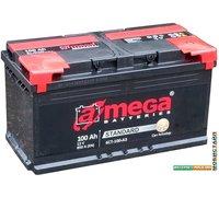Автомобильный аккумулятор A-mega Standard 100 L (100 А·ч)