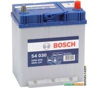 Автомобильный аккумулятор Bosch S4 030 (540125033) 40 А/ч