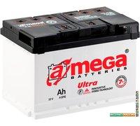 Автомобильный аккумулятор A-mega Ultra 62 R (62 А·ч)