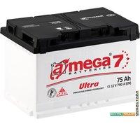 Автомобильный аккумулятор A-mega Ultra 75 R (75 А·ч)