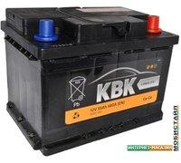 Автомобильный аккумулятор KBK 55 R низкий (55 А·ч)