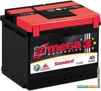 Автомобильный аккумулятор A-mega Standard 50 R (50 А·ч)