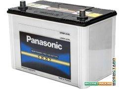 Автомобильный аккумулятор Panasonic N-115D31L-FS (90 А·ч)