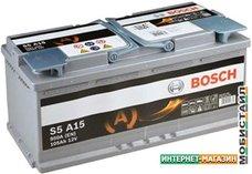 Автомобильный аккумулятор Bosch S5 A15 (605901095) 105 А/ч